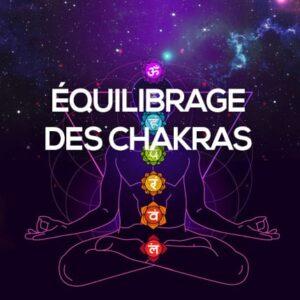 Formation en soin harmonisation et équilibrage des chakras
