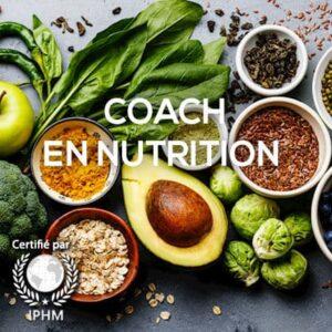 Formation Coach en nutrition