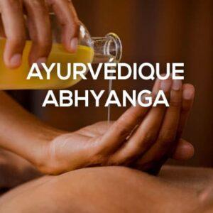 Formation massage Ayurvédique Abhyanga