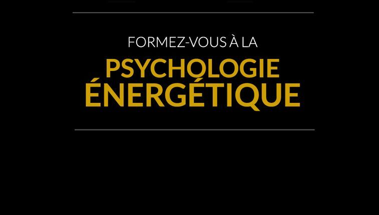 Psychologie énérgitique