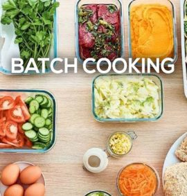 Bach cooking