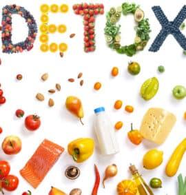 Detox et nutrition