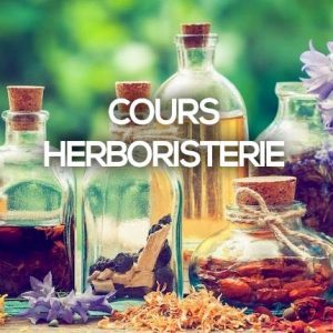 Cours Herboristerie