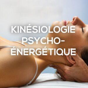 Formation professionnelle à la Kinésiologie Psycho-Énergétique