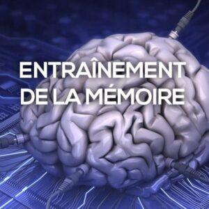 Formation Entraînement de la mémoire